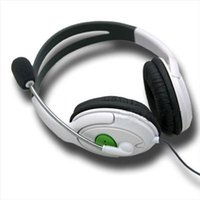 Wholesale 2015 Brand New Headset Headphone Microphone for XBOX360