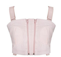 Wholesale hands free breast pump bra pumping bra breast feeding bra can also be used as maternity nuring bra