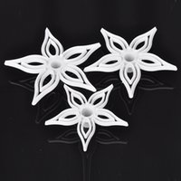 Wholesale 3pcs Set Calyx Foral Fondant Muffin Cake Cookie Decoration Cutter Sugercarft Mold Tools Kitchen Accessories X60 JJ0292W M2