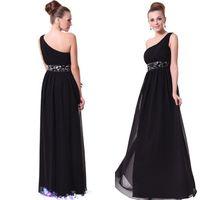 adult amazon - The explosion of high quality goods Amazon Shoulder Dress Chiffon Dress waist slim gowns