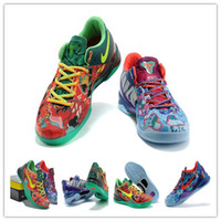cheap sneakers - Nike ZOOM KOBE VIII SYSTEM PREMIUM basketball shoes What the kobe shoes for men factory price cheap men s sneakers