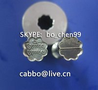 Wholesale Dies Punch chupa chups stamp mould Single punch tablet press machine punch mould with stamp logo