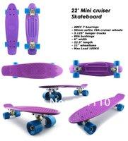 Wholesale Penny skateboard mini Cruiser Skateboard longboard skate board good plastic skateboard