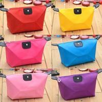 toiletry bag - 2015 New Cute Women s Lady Travel Makeup Bags Cosmetic Bag Pouch Clutch Handbag Casual Purses Toiletry Zipper Case Free Drop Ship