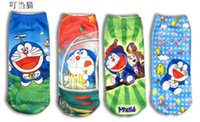 cheap socks - hot sale socks cheap children socks size girls socks baby doraemon design boys short socks cotton top quality short ankle socks boat sock