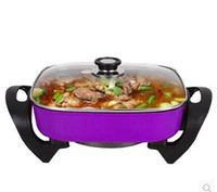 Wholesale Household multifunctional electric cooker electric frying pan Hot pot