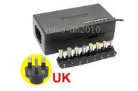 Wholesale 30pcs NEW AC Universal Adapter Power Charger Laptop Notebook with UK Plug