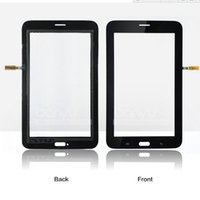 Wholesale Touch Screen For Samsung Galaxy Tab T111 Original Display Black And White Touch Glass Panel