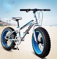 beach suv - Wide Crude Tire Bicycle Snow Beach Inch Mountain Bike Shimano Speed Change SUVs Sell Like Hot Cakes