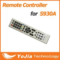 Wholesale 5pcs Remote Control for South America Satellite Receiver AZ america S930 S930A HD remote controller post