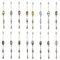 Wholesale 20Pcs L Surgical Stainless Steel Belly Button Rings Belly Piercing Ball Dangle Navel Bar Belly Ring Body Piercing Jewelry