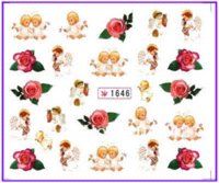 bible water - 50 Nail Art Water Transfers Stickers Nail Decals Stickers Water Decal Angel Religion Goddess Godson Bible