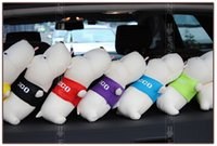 air freshener dolls - Air Freshener Charcoal Bag Car Accessories Doll Deodorant Bamboo Purify AUTO Lessen Radiation Indoor Decoration girls toys