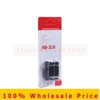 Precio de Eos xti rebelde-2 piezas de la batería NB-2LH NB2LH NB-2L NB-2L baterías para la cámara Canon EOS 400D S80 S70 S50 S60 350D G7 G9 beso N X Rebel XT XTi