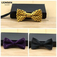 Wholesale kids bow tie fashion style