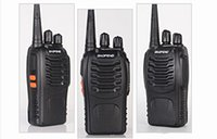 Wholesale Baofeng BF S Tactical wireless Portable Walkie Talkie W MHz Two Way Radio Interphone