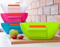 Wholesale 2016 new Kitchen waste storage box creative kitchen box with junk desktop rubbish plastic storage boxes