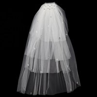 administrative qualities - Carefully customized latest high quality nail bead series four layers have administrative levels feeling of fashion elegant bridal veil