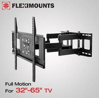 articulating tv wall mount - Articulating Swivel LCD LED Full Motion TV Wall Mount quot quot quot quot quot A04
