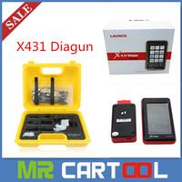 Wholesale 2015 Launch X431 Diagun Scanner launch x diagun diagnostic tool years warranty DHL FEDEX