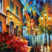 best coloring pictures - Best Price Frameless Pictures Painting By Numbers DIY Digital Oil Painting On Canvas Coloring By Number cm Bustling City