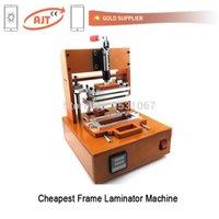 Wholesale Cheapest Frame Laminator Machine for iPhone Screen Bezel Frame Bracket Repair Assembly OCA Pressure Bracket Laminating Machine