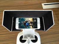 Wholesale 5 inch sun visor for iphone6 and inch plus and all within Apple Andrews mobile use of DJI Inspire phantom