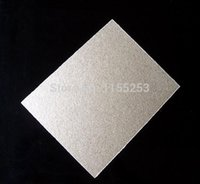 Wholesale High Qulity Microwave Oven Repairing Part x mm Mica Plates Sheets High Temperature Insulation Board with A3