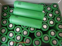 Wholesale 100 Authentic original LIion battery VTC3 VTC4 VTC5 battery for e cigarette mod e cig V mAh mAh mAh