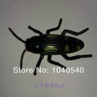 bee model - Animal model toy beetle insect grasshopper ant bee spider scorpion mantis toys Children s toys
