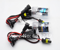 headlight assembly - Free Shpping W Pair AUTO HID XENON Replacement BULBS Car Lamps Headlights Fog Light H1 H3 H7 H11 H8 H9 HB3 HB4