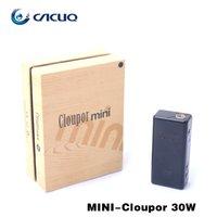 mechanical mod - 100 Original Cloupor Mini w Mod Cloupor Mechanical vv vw mod