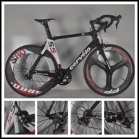 Wholesale Fast Shipping Cervelo s5 Carbon Road Bikes For Sale Super Light Bikes ffwd spokes wheels