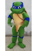 Wholesale Teenage Mutant Ninja Turtle Mascot Costume Adult Character Costume Color Optional