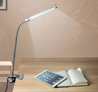 Wholesale LED Adjustable USB Clamp Lamp Clip on Flexible Desk Reading Light Eye Protection