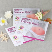 Wholesale 5Pcs Slim Slimming Weight Loss Patches Burn Fat Ultimate Applicator Body Wraps