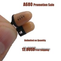 Wholesale A680 Type Micro Wireless Covert Magnetic Earpiece