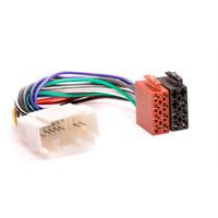 acura wiring harness - CARAV ISO Radio Adapter for Honda Acura Suzuki Wiring Harness Connector Lead Loom Cable Plug Adaptor