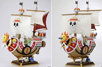 Wholesale One piece years after the pirates ship sonny wanli sunshine merry hand assembly model