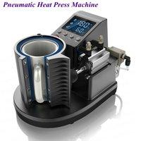 Wholesale Freesub ST Pneumatic Mug Heat Press Machine Mug Sublimation Heat Transfer Machine