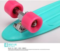 Wholesale 22inch Profession Crazy Skate board Dragon Skateboard Smart Rocket Skate Boarding