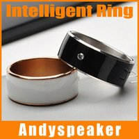 features - 1pcs up Technology Intelligent Magic Ring NFC Smart Ring for NFC Feature Android WindowsPhone Smart Wearing Product Black white