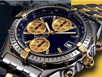 Wholesale china man good brand hot new DARK BLUE FACE wrist watches for men automatic master Fashion men watch luxury sports stainless Men s Watches