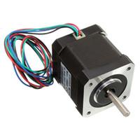 Wholesale ISO CNC Laser D Printer Accessory Lead Nema Stepper Motor Motor HS8401 A CE ROSH Printer Machine Engine