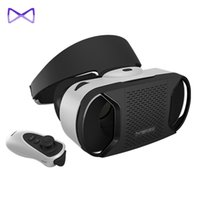 android games gamepad - Baofeng Mojing IV Virtual Reality Headset D Glasses For Android inch Smartphone Game Video D Private Theater Bluetooth Gamepad