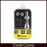 best spares - Uwell Crown ml Tank Sub ohm Spared ohm ohm coils Best for Smok Xcube Xcube Mini vs TFV4