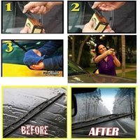 Wholesale Wiper Wizard Windshield Wiper Blade Restorer Cleaner with Wizard Wipes Car cleaning Tool Fast