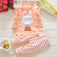 pajamas for children - Childrens Sleepwear Girl Dress Kids Underwear Children Clothes Child Clothing Autumn Pajamas For Kids Baby Suit Girls Pajamas C13113