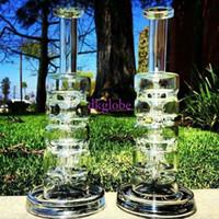 Huile 2015New Hitman verre Sundae pile verre truque les conduites d'eau en verre épais et robuste avec 14.5mm joint mâle