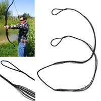 Wholesale High Standard High Quality Newest Inches HandMade Custom Bowstring For Recurve Longbow Nice String